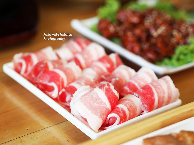 Sliced Beef Belly Usamgyeop