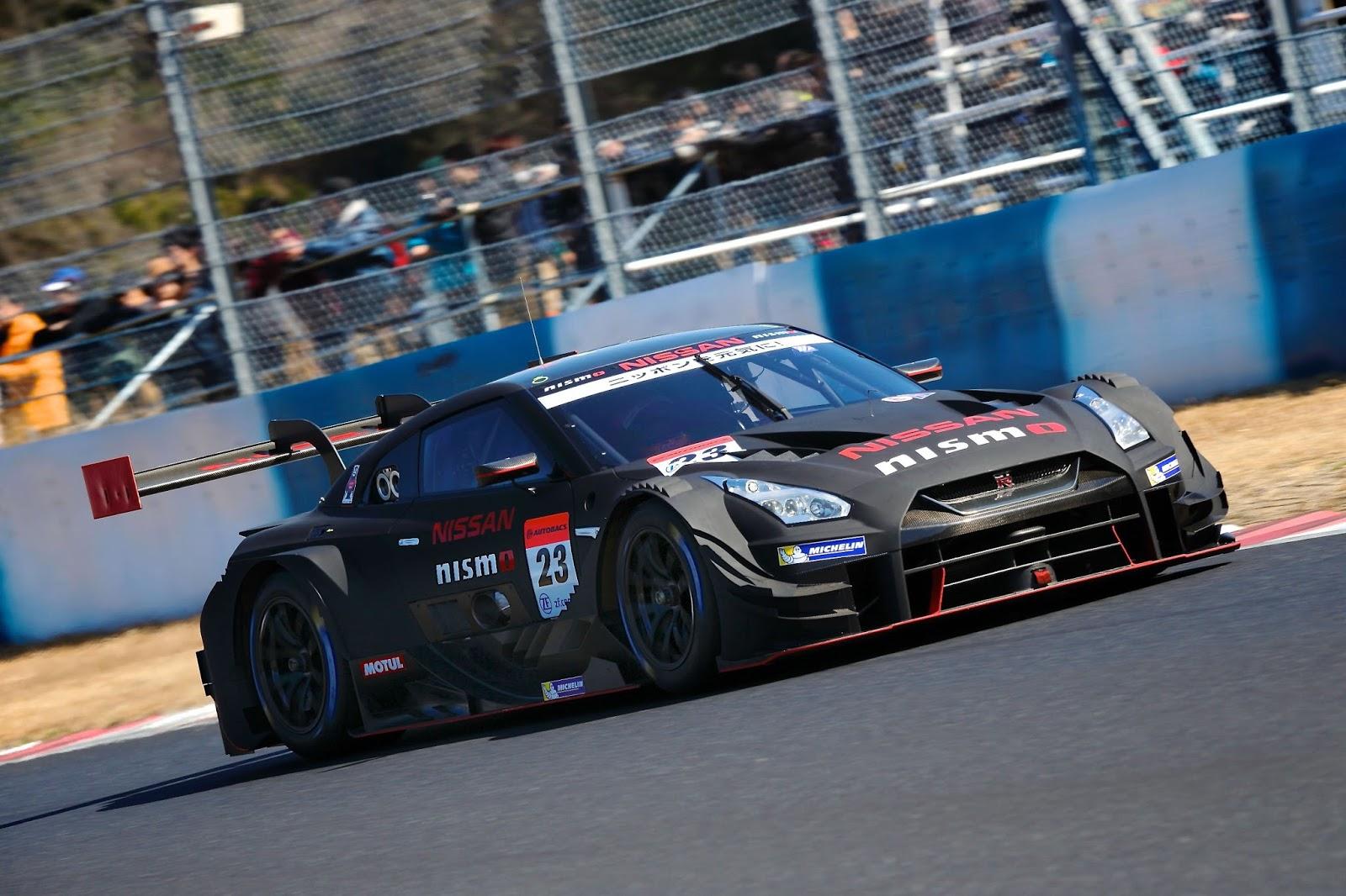 Super GT GT500: η Nissan στοχεύει σε έναν ακόμα τίτλο