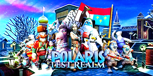 Frostcaller: Wizard101 Test Realm Opens for Polaris
