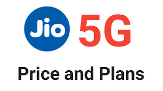 JIO 5G prices