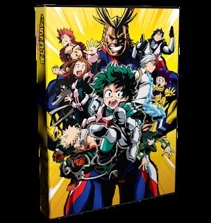 Boku-no-Hero-Academia - Boku no Hero Academia [13/13][720p][Sin Censura][Mega][130MB] - Anime Ligero [Descargas]