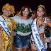 Deputada Juliana na Cidade de Parnaíba, previas carnavalesca.
