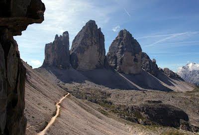 Os Três Picos de Lavaredo – Itália