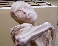 Momia extraterrestre 2