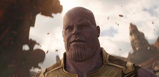 Josh Brolin in Avengers: Infinity War, a movie review