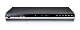 Harga Video Player LG Terbaru AGUSTUS SEPTEMBER OKTOBER 2016 | HDD - Blu-ray - DVD