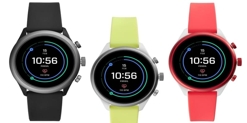Fossil launches smart watch with Snapdragon 3100 chipset. TechSter.XYZ