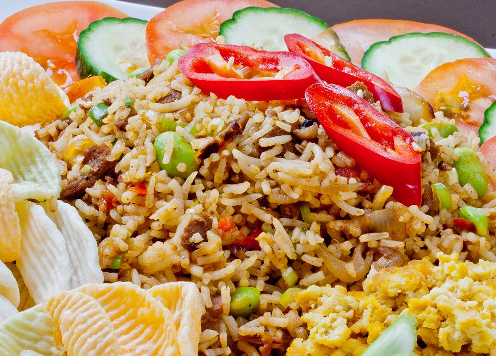 Spice Island Vegan Vegan Indonesian Nasi Goreng Fried Rice