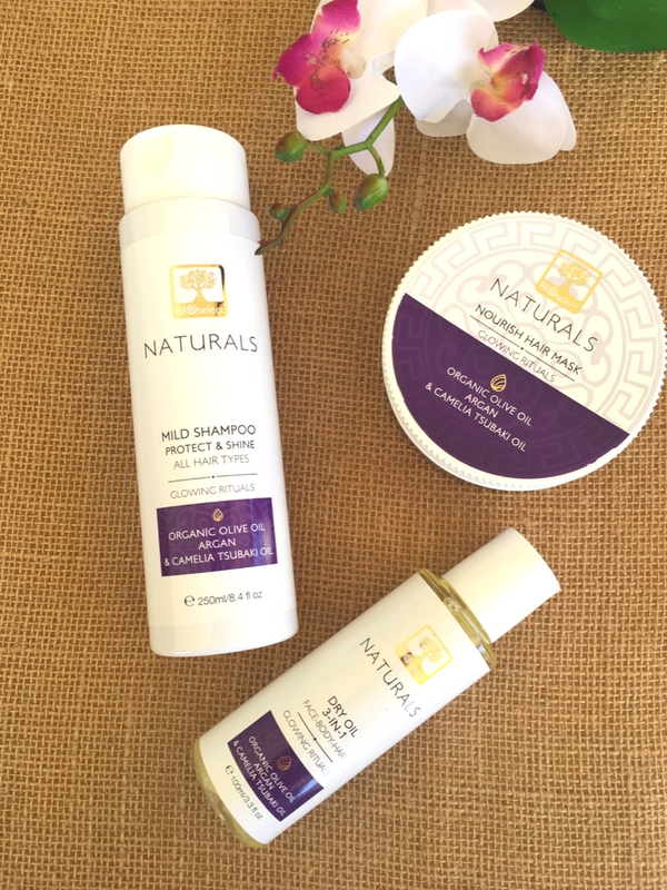 BIOselect Naturals Hair Products review | Ioanna's Notebook