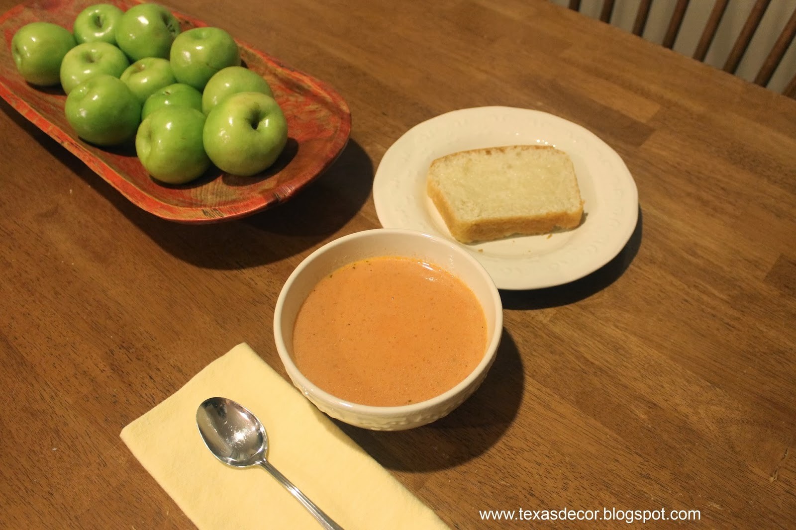 easy tomato basil soup recipe