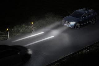 ¿Cómo ayudará a mejorar la seguridad el sistema de alumbrado de los coches?