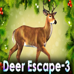Play Games4King Deer Escape 3 Game
