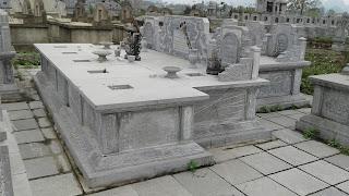 Khu lăng mộ bằng đá, Sản phẩm chính của Ninh Vân.