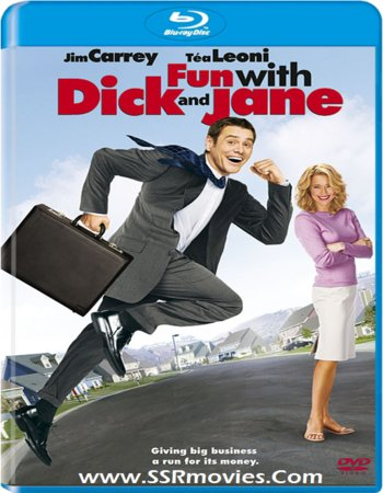 Fun With Dick And Jane (2005) Dual Audio 300MB