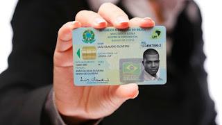 Resultado de imagem para Lei do documento único de identificação é sancionada