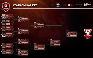 Lịch thi đấu vòng Playoff GTV Dota 2 Championship 2019