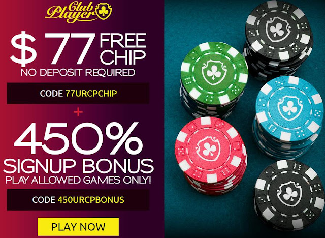 Club Player Casino Welcome Bonuses