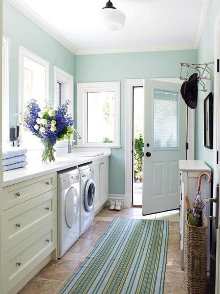 South Shore Decorating Blog: Mudrooms, Laundry Rooms, & Wrapping ...