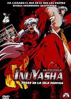 pelicula InuYasha: Fuego en la isla mística (2004)
