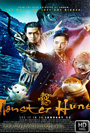 Monster Hunt [1080p] [Latino-Chino] [MEGA]