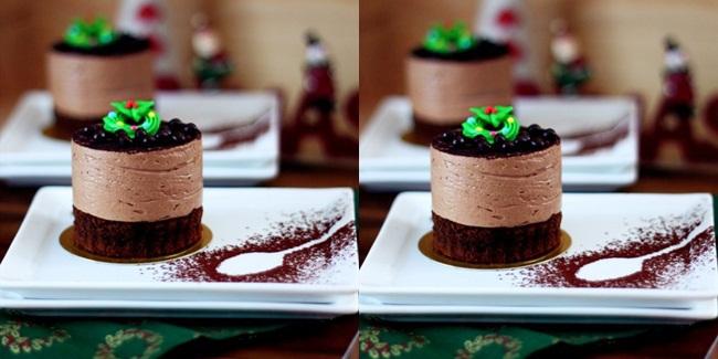 Resep Chocolate Lava Cake Tanpa Oven