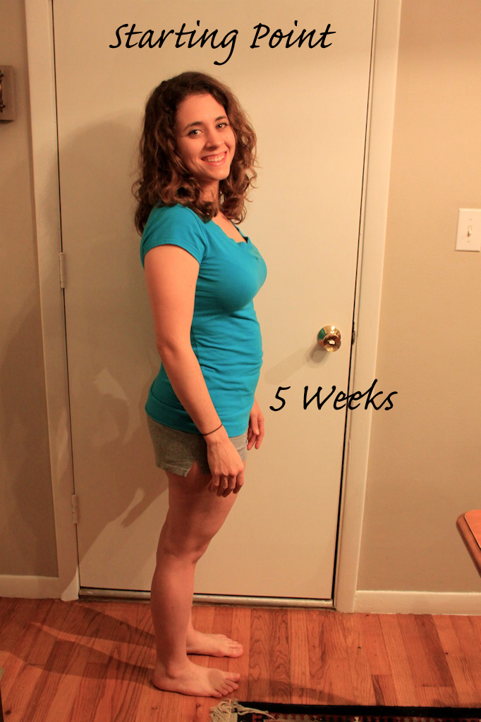 Walking with Dancers: 9 Weeks Pregnant