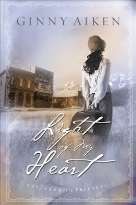 BOOK REVIEW: Light of My Heart by Ginny Aiken