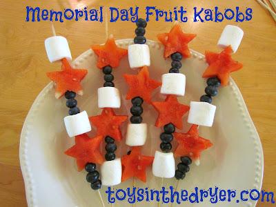 Memorial Day Foods