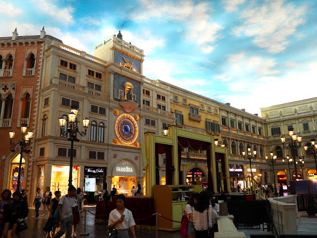 The Grand Canal Shoppes, The Venetian, Macau