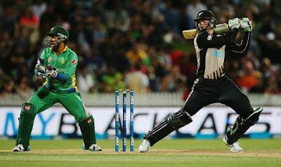New Zealand A vs Pakistan A