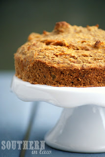 Cake for Breakfast - Carrot Cake Breakfast Bake Recipe