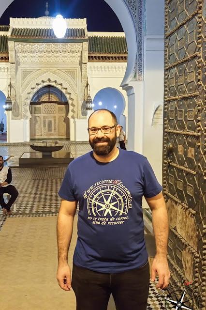 Puerta de la Univ. de Fez