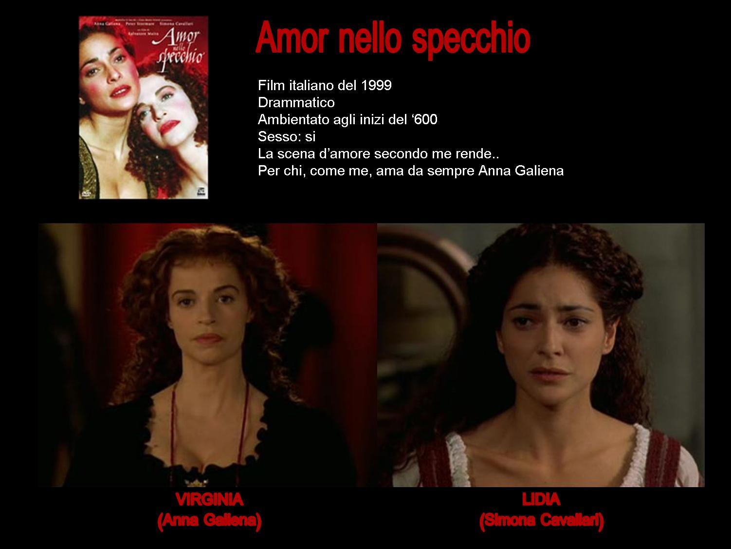 Mondodiunalesbica per donne che amano donne film a h - Amor nello specchio streaming ...