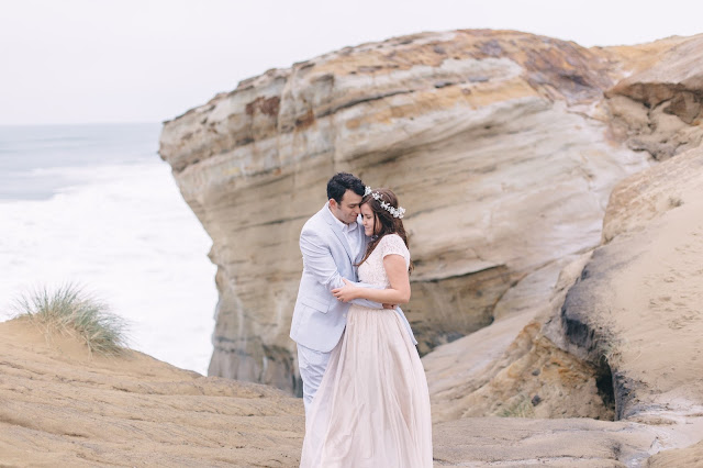 Spotted Stills, Oregon coast, pacific city, Cape Kiwanda, oregon engagement, oregon engagement photographer, portland engagement photographer, jenn pacurar
