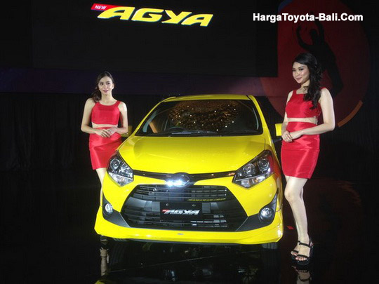 Harga Murah Toyota Agya Denpasar Bali 2017