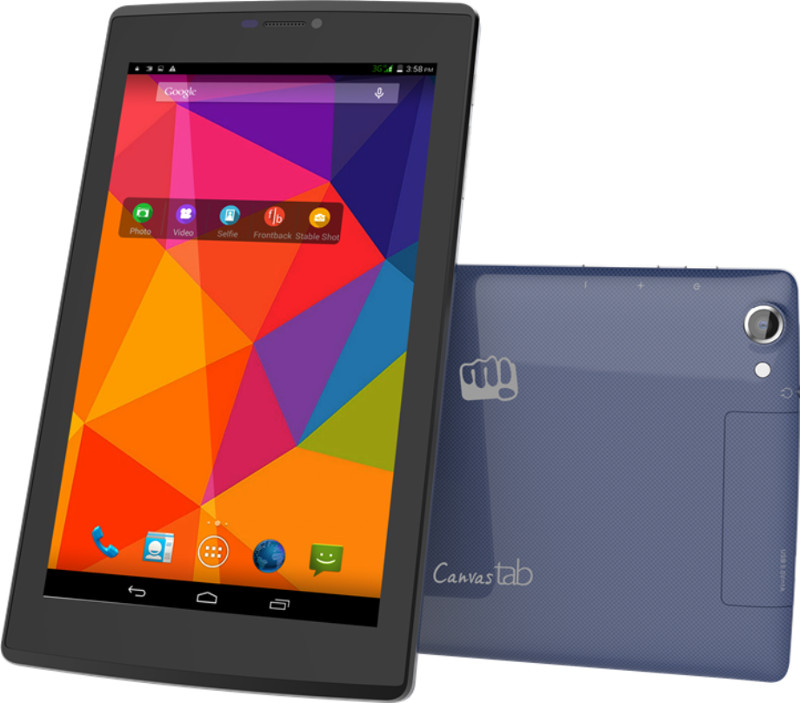 Micromax-Canvas-Tab-P480-specifications
