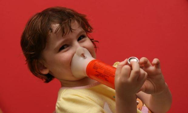 Alat Bantu Penderita Gejala Asma atau Inhalasi
