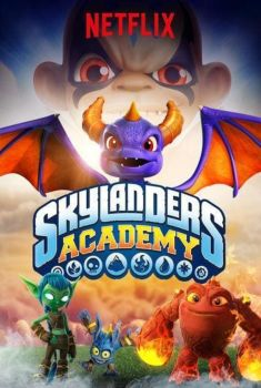 Skylanders Academy 3ª Temporada Torrent – WEB-DL 720p Dual Áudio