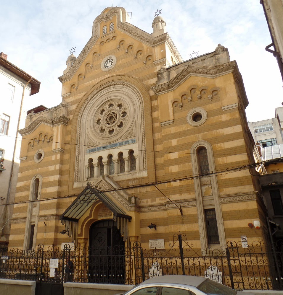Constanta Tours and Flavours: BUCHAREST JEWISH HERITAGE