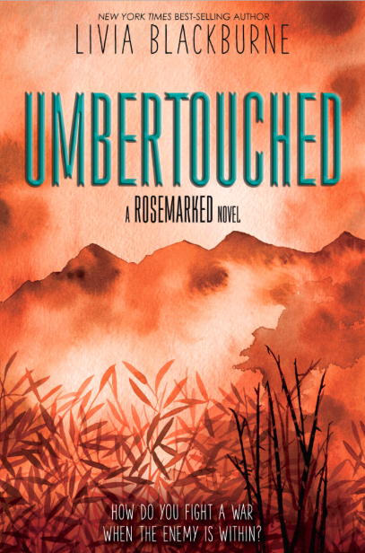 CAN'T WAIT TO READ: Umbertouched by Livia Blackburne