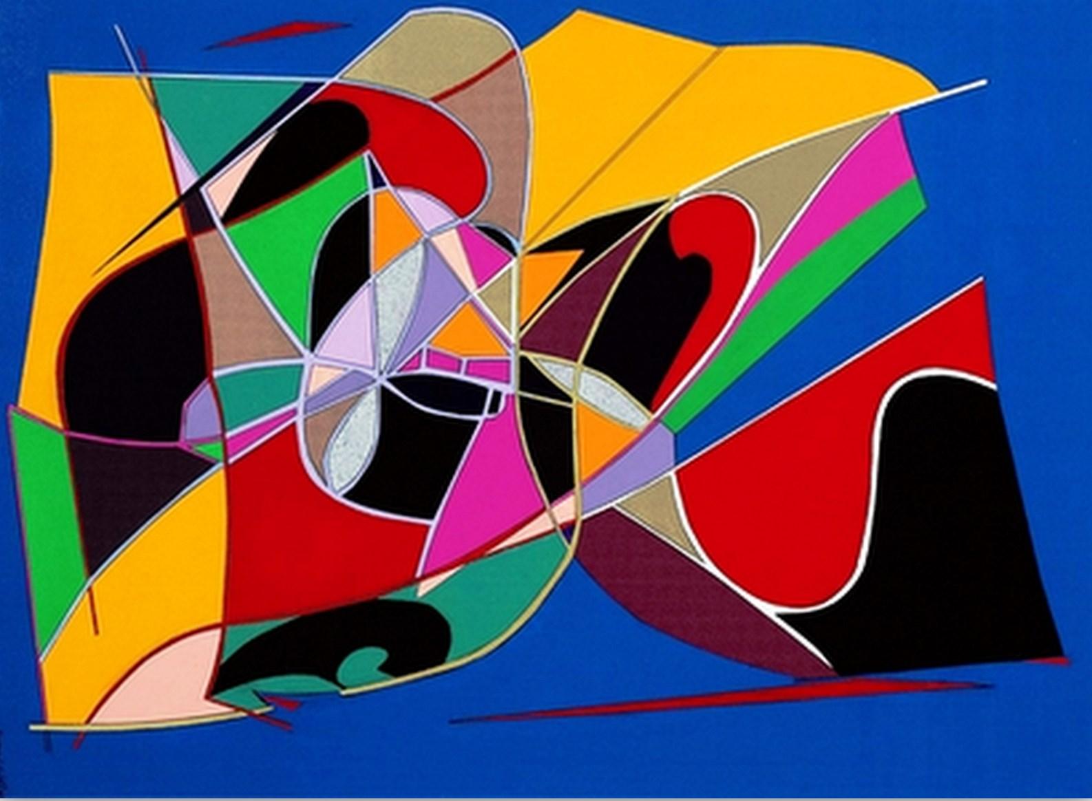 40 Imágenes Abstractas Para Descargar E Imprimir: Cuadros Modernos Pinturas Y Dibujos : Modernos Oleos Multi