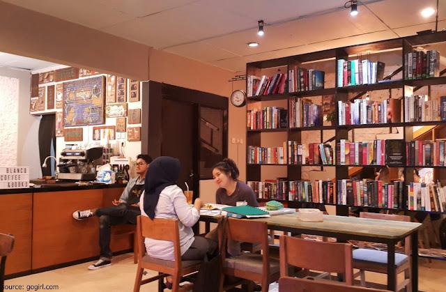Selain Buat Nongkrong, Inilah Cafe Enak untuk Belajar