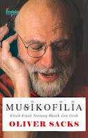 Musikofilia: Kisah-Kisah Tentang Musik dan Otak
