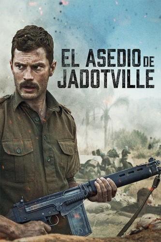 El Cerco De Jadotville (2016) [BRrip 720p] [Latino] [Thriller]