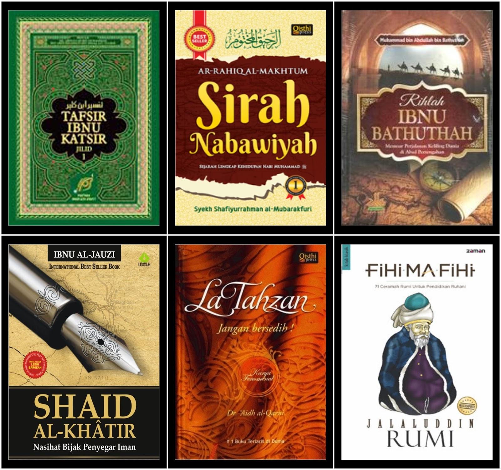 Daftar Baca Buku Nonfiksi Tahun 2017 ~ Catatan Kecil
