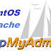 PhpMyAdmin with Apache on CentOS