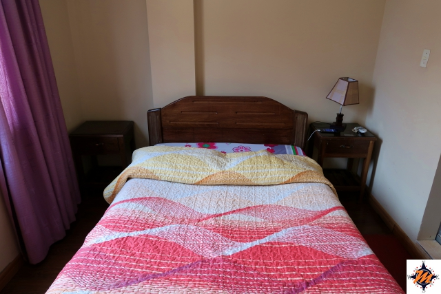 Oruro, hostal Graciela
