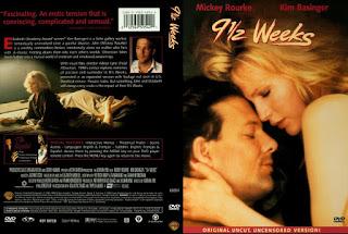 Nueve semanas y media, película, libro, actriz, resumen, sinopsis, análisis, argumento, frases