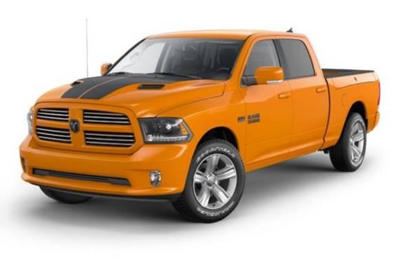 2017 Dodge RAM 1500 Limited Edition