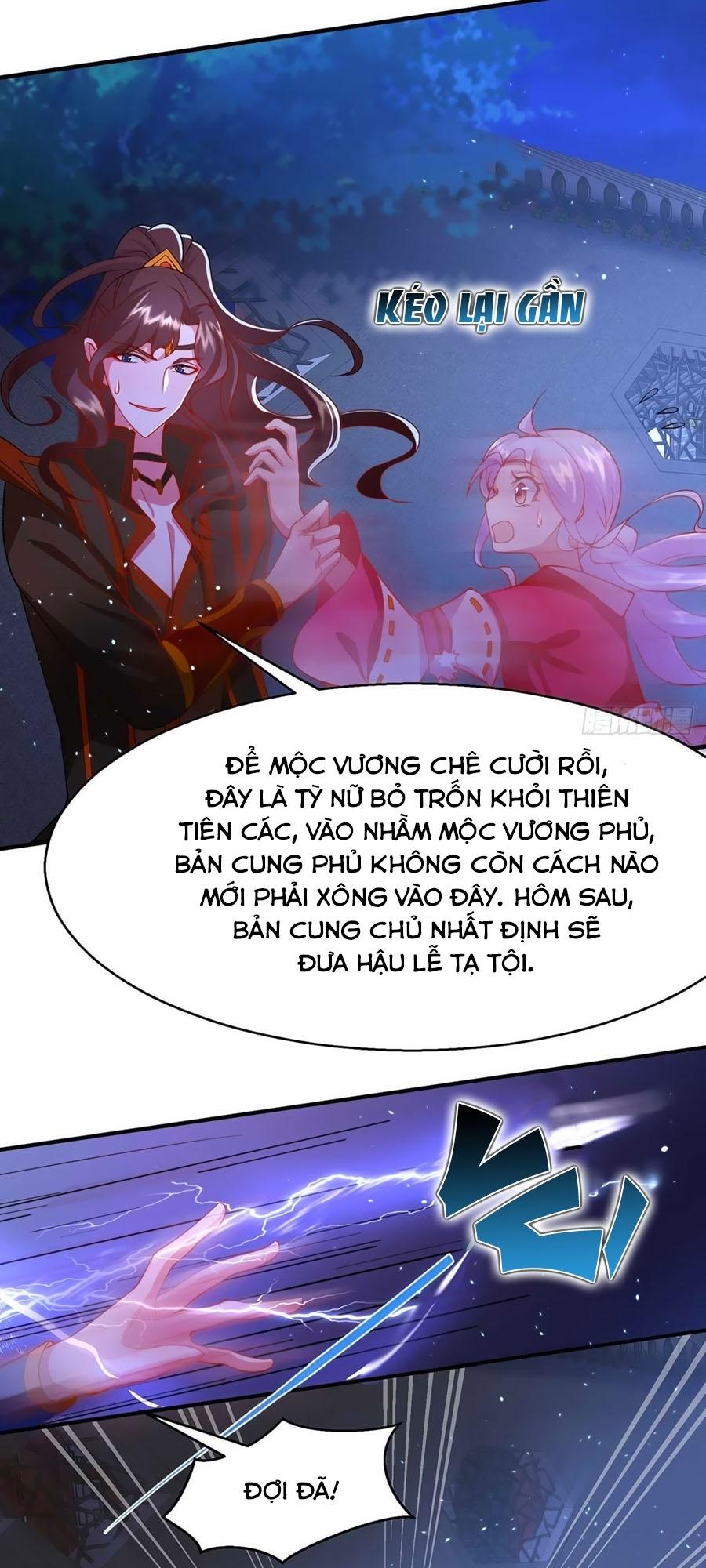 Dưỡng Thú Vi Phi chap 10 - Trang 33